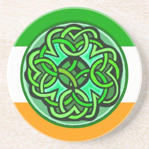 Caboteurs celtiques dessous de verres