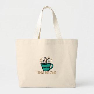 Cacao chaud sac