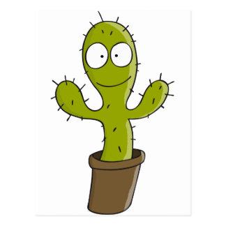 cactus carte postale