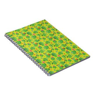 Cactus j'extérieur (vert) - carnet