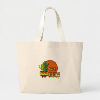 Cactus - libérez les étreintes grand sac