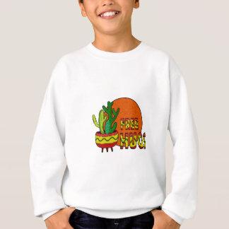 Cactus - libérez les étreintes sweatshirt