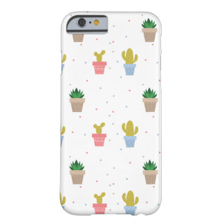 Cactus mignon coque iPhone 6 barely there