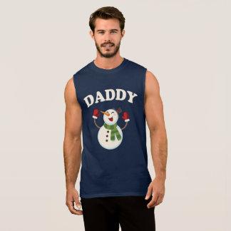 Cadeau assorti de famille de pyjama de T-shirt de