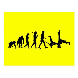 Cadeau d arts martiaux de Capoeira Luta Mestre Carte Postale