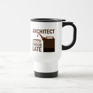 Cadeau d'architecte (drôle) mug de voyage