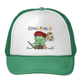 Cadeau d'art d'école casquette de camionneur