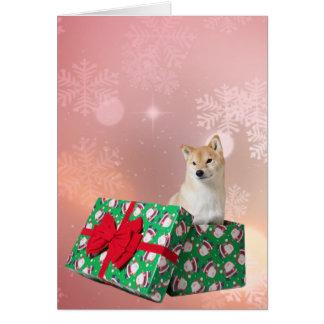 """Cadeau de Barkley - 5"""""""" carte de voeux x7"""