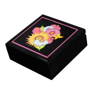 Cadeau de boîte à bijoux de coccinelle de