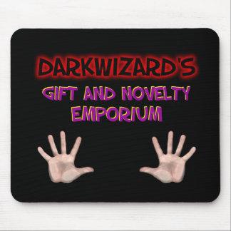 Cadeau de Darkwizard et tapis de souris de centre