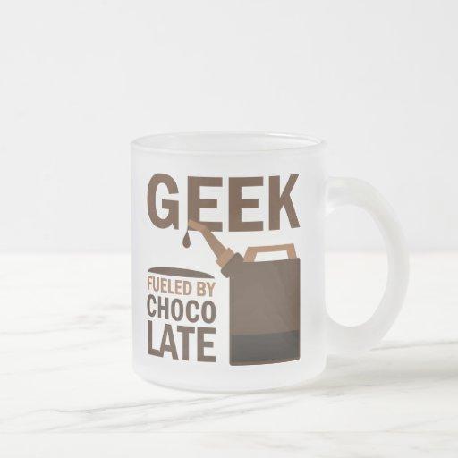 Cadeau de geek tasses