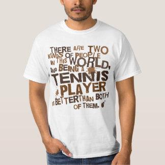 Cadeau de joueur de tennis t-shirt