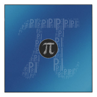 Cadeau de maths de geek du symbole dactylographié