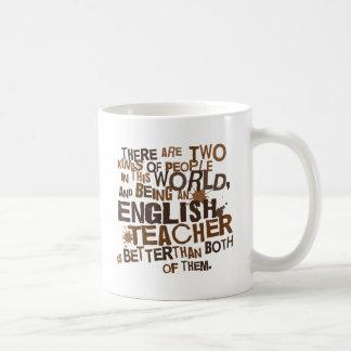 Cadeau de professeur d'Anglais Mug