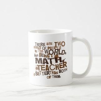 Cadeau de professeur de maths mug