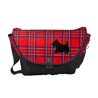 Cadeau de sac de bourse de messager de Terrier Sacoche