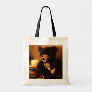 Cadeau de sac d'ours de nounours pour le jour de m