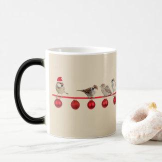 Cadeau de tasse de café de vacances