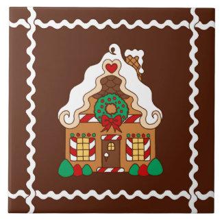 Cadeau de trépied de cuisine de Chambre de pain Grand Carreau Carré