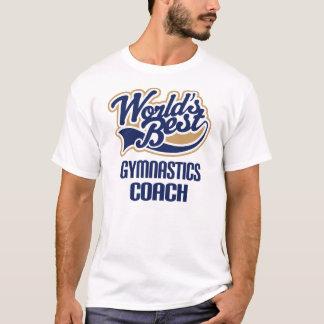 Cadeau d'entraîneur de gymnastique t-shirt