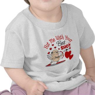 Cadeau drôle de Saint-Valentin T-shirts