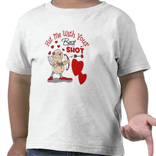 Cadeau drôle de Saint-Valentin T-shirt