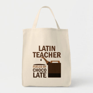 Cadeau (drôle) latin de professeur sac fourre-tout
