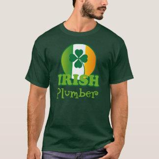Cadeau irlandais de plombier t-shirt