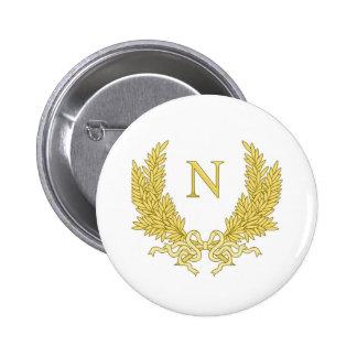 Cadeau Napoléon Bonaparte : badge Napoléon 1er