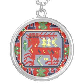 Cadeau nordique de collier de Sami Sapmi de renne