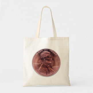 Cadeau numismatique sac en toile