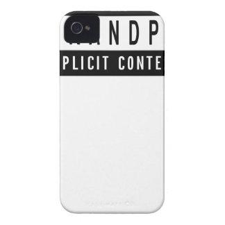 Cadeau parfait de meilleur T-shirt drôle de Coques iPhone 4 Case-Mate