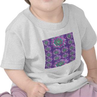 CADEAU saint POURPRE d amusement de Goodluck de T-shirt
