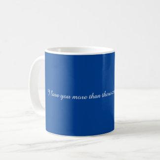 Cadeau spécial pour votre personne spéciale mug