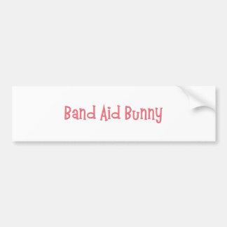 Cadeaux Bandaid d'infirmière de lapin Autocollant Pour Voiture