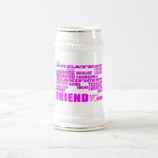 Cadeaux d amusement pour des amis Le plus grand Tasse À Café