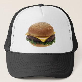 Cadeaux d'anniversaire de cheeseburger casquette