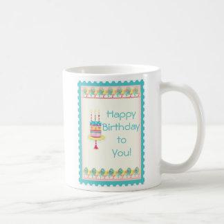 Cadeaux d'anniversaire peu coûteux - tasse de