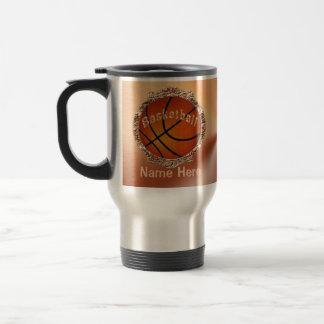 Cadeaux de basket-ball personnalisés par TASSE