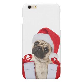 Cadeaux de carlin - chien Claus - carlins drôles -