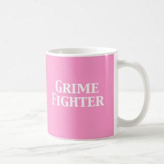 Cadeaux de combattant de crasse mug