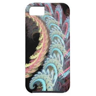 Cadeaux de conception d'art de fractale de Paisley Coques iPhone 5