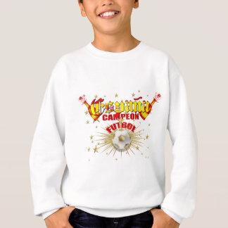Cadeaux de football d'España Campeon Sweatshirt