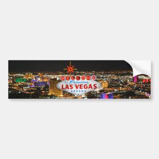 Cadeaux de Las Vegas Autocollant Pour Voiture