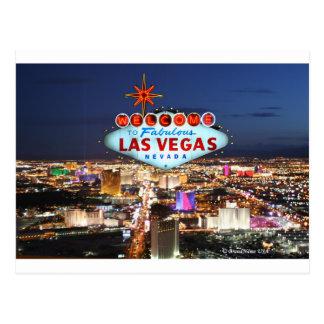 Cadeaux de Las Vegas Cartes Postales