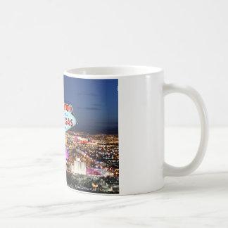 Cadeaux de Las Vegas Mug Blanc