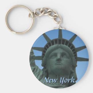 Cadeaux de liberté de souvenir de New York de Porte-clés