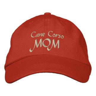 Cadeaux de maman de Corso de canne Casquette Brodée