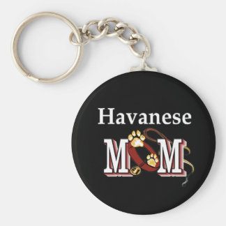 Cadeaux de MAMAN de Havanese Porte-clés