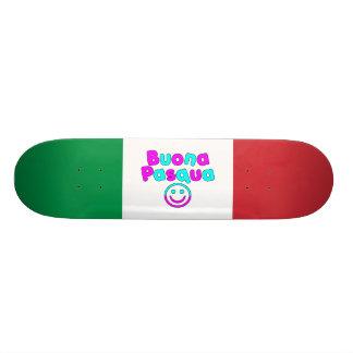 Cadeaux de Pâques pour les haut-parleurs italiens  Skateboards Customisés